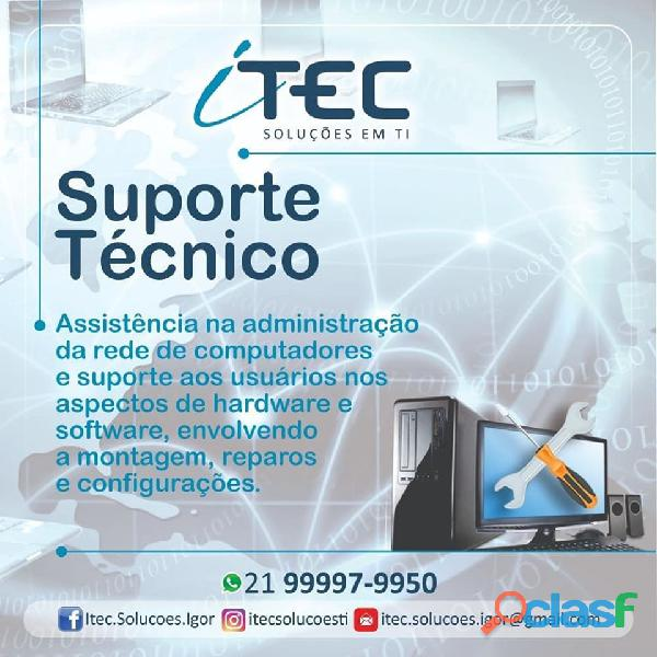 Técnico de Informatica | Técnico de Redes de Computadores | Câmeras de Segurança 3