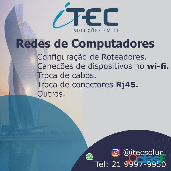 Técnico de Informatica | Técnico de Redes de Computadores | Câmeras de Segurança 2