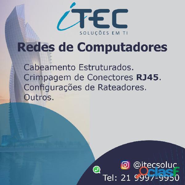 Técnico de Informatica | Técnico de Redes de Computadores | Câmeras de Segurança 1