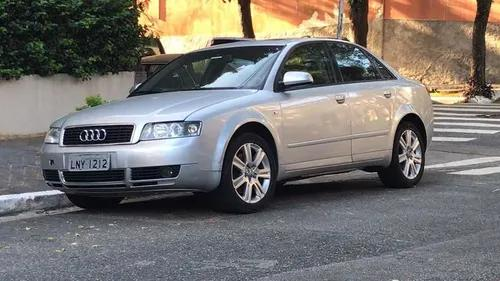 Audi a4 2.4 multitronic 4p