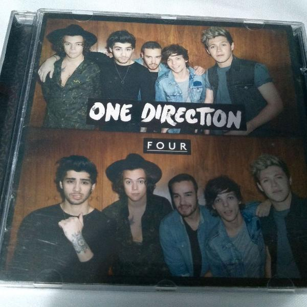 Cd one direction - four