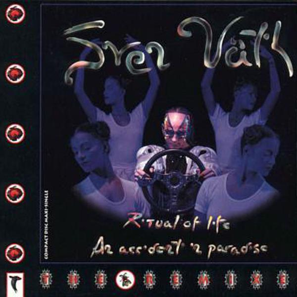 Cd single - sven väth - ritual of life / an accident in