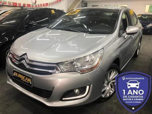 Citroën c4 2.0 tendance flex aut. 4p