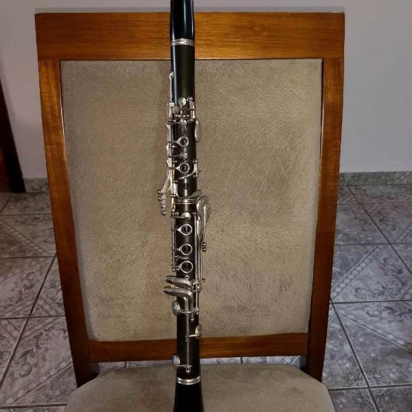 Clarinete eagle 17 chaves + estojo