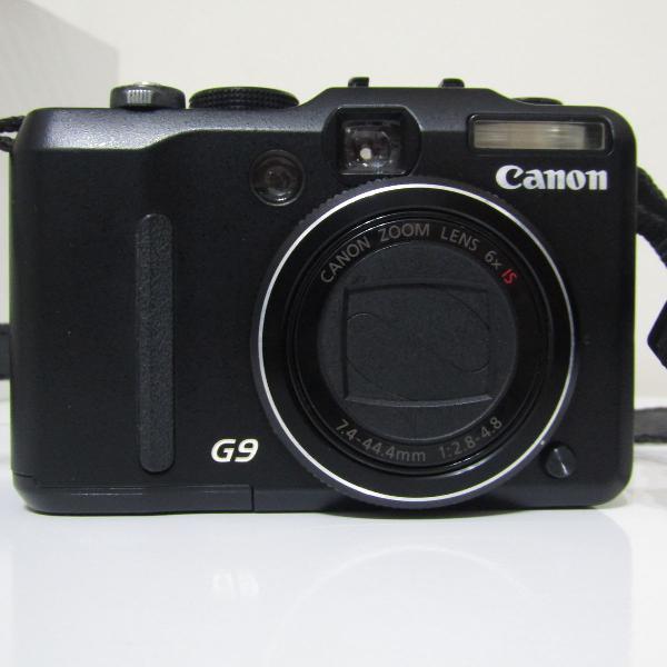 Câmera digital canon powershot g9 - 12.1 mp
