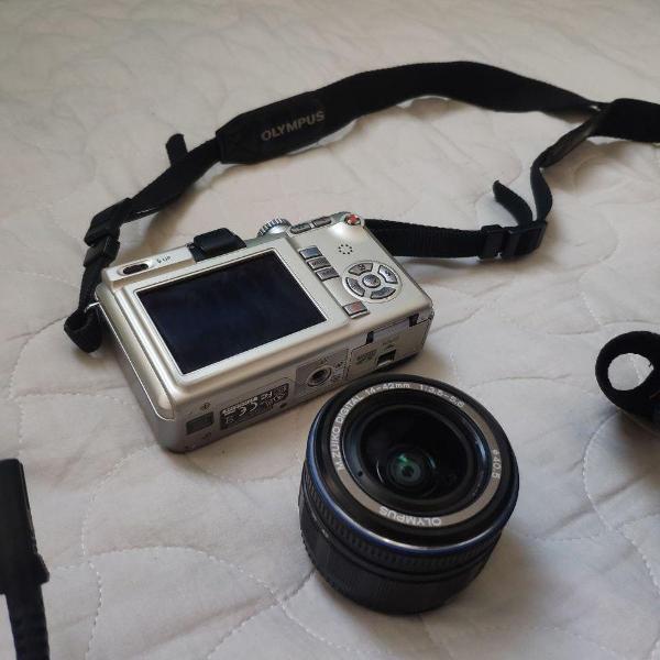 Câmera digital olympus e-pl1