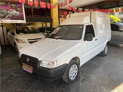 Fiat fiorino 1.3 mpi furgão 8v flex 2p manual