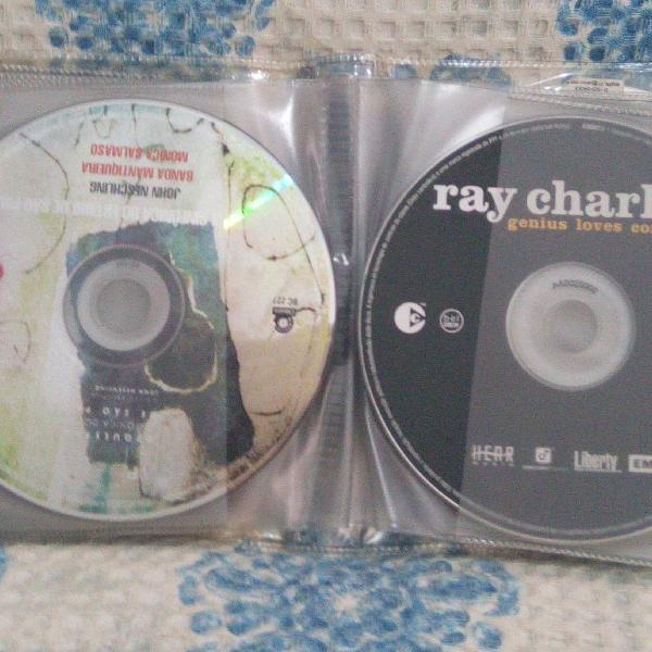 Kit atacado cds avulsos com 22 cds variados, coisa pra quem