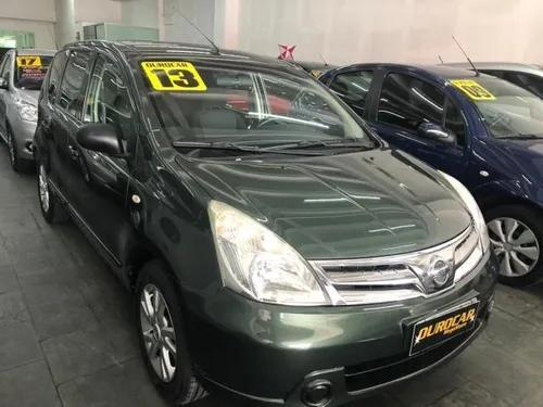 Nissan livina livina s 1.6 16v (flex)