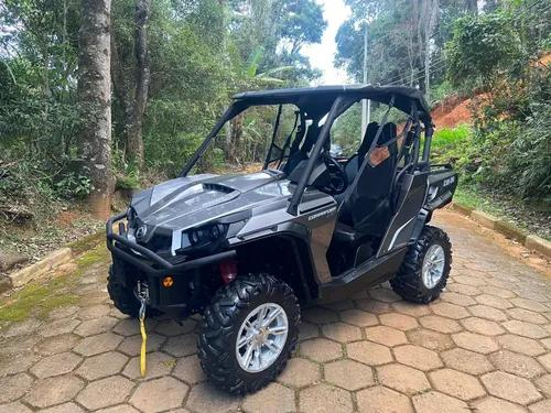 Quadriciclo utv can am 1000xt 4x4 2014 (direção elétrica)