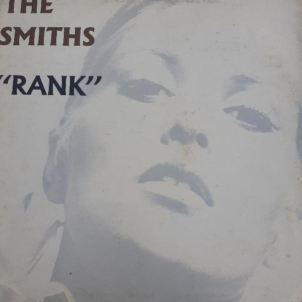 "Vinil the smiths ""rank"""