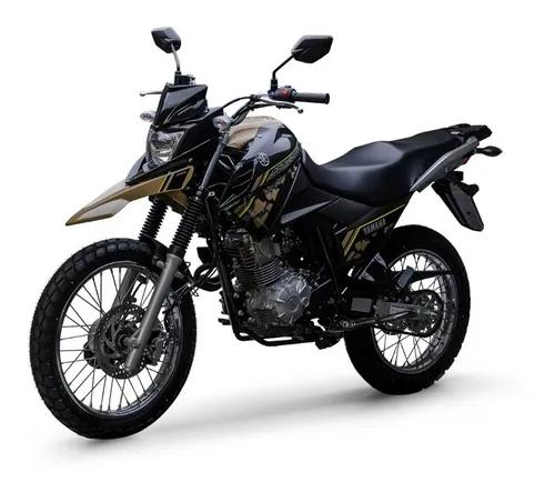 Yamaha crosser 150 z abs