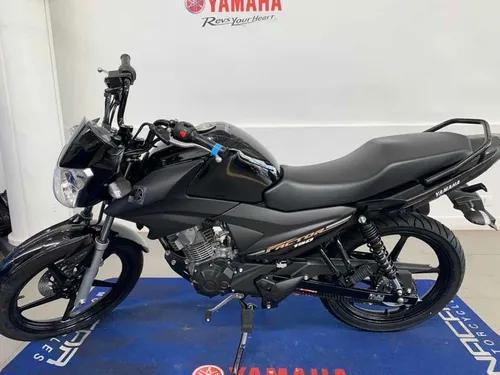 Yamaha factor 150 ed preta 2020