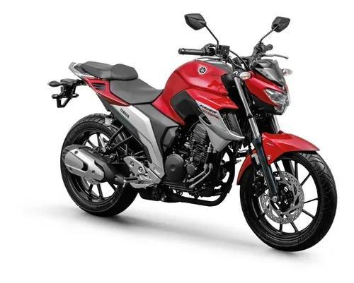 Yamaha fazer 250 abs 0 km 2020 2021