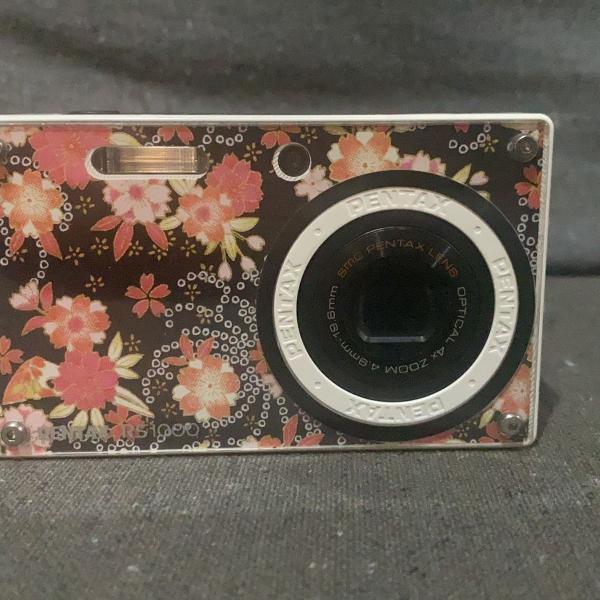 Camera digital da pentax 14 megapixel