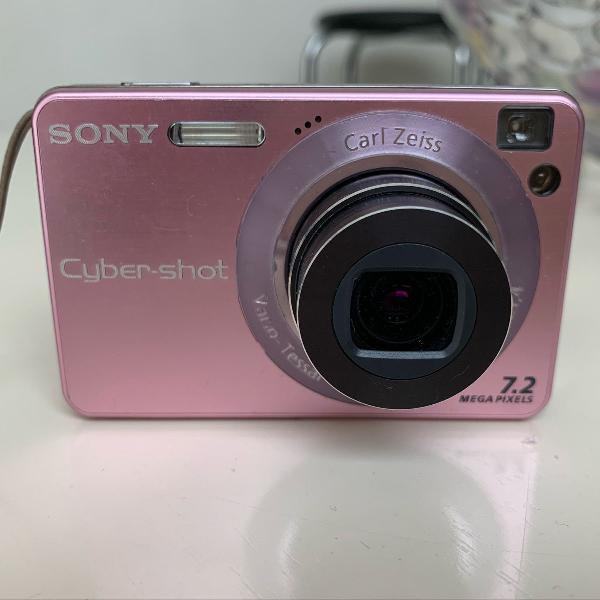 Camera digital sony cyber shot
