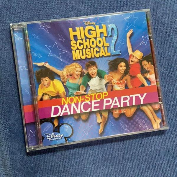Cd high school musical 2 - non-stop