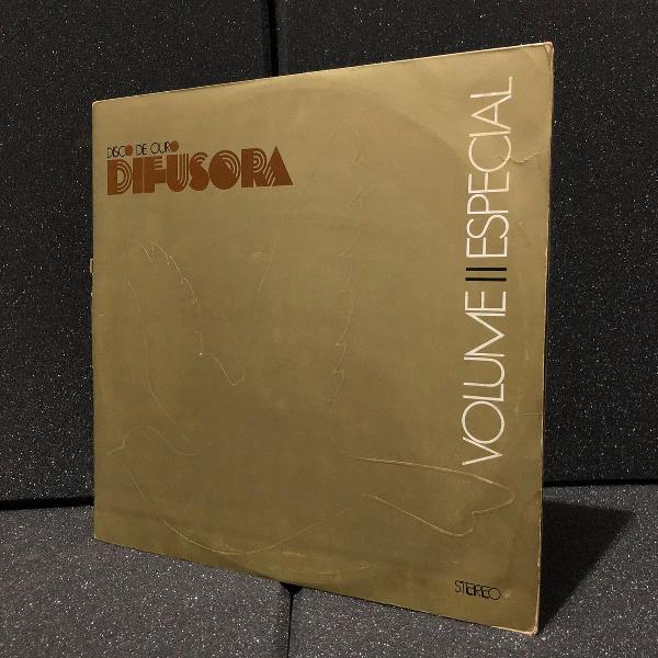 Disco de ouro difusora vol.2 (disco duplo) | disco vinyl lp