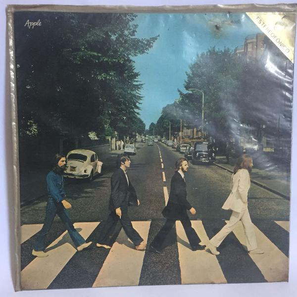 Lp original 'abbey road' beatles 1969.