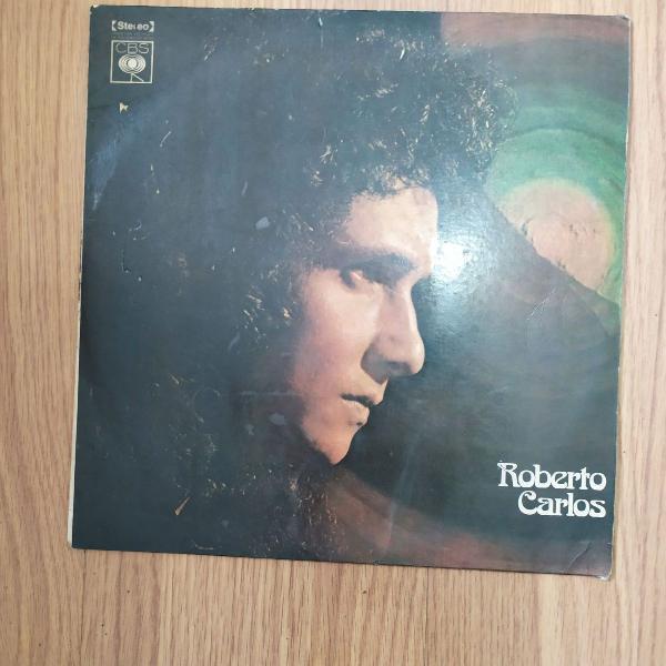 Lp vinil roberto carlos ( a cigana) -1973