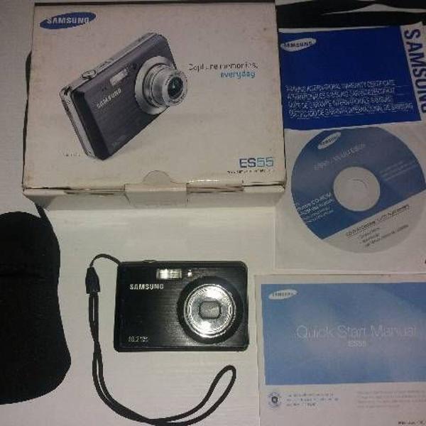 Máquina fotográfica digital 10.2 samsung