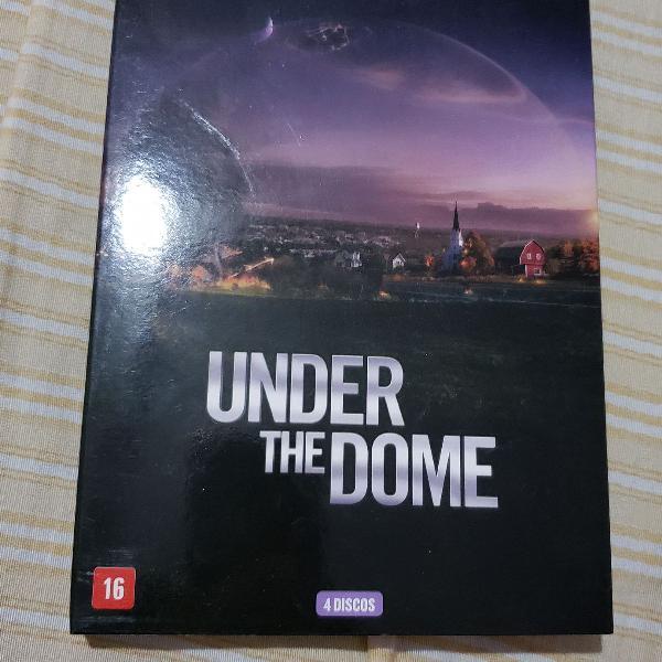 Série under the dome primeira temporada
