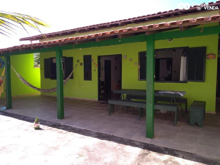 Casa à venda no Cordeirinho (Ponta Negra) - Maricá, RJ.