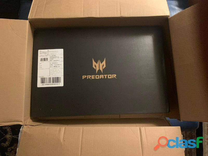 """Acer predator 17 x gaming laptop, 17.3"""" ultra hd, nvidia g sync, core i7, gtx980m, 32gb ddr4 gx 791"""
