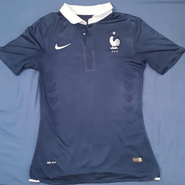 Camisa selecção de futebol frança