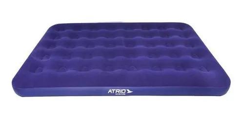 Colchão inflável casal de ar atrio es289 multilaser