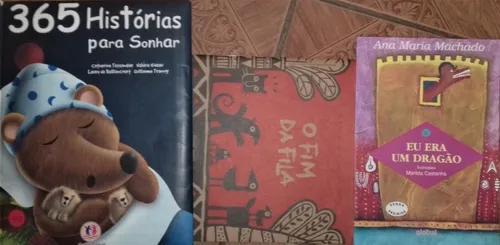 Combo 400 - 3 livros infantis