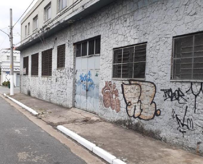 Galpão vila prudente vende 498m² sp