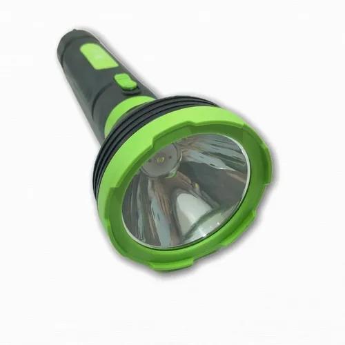 Kit 10 lanterna led potente recarregável 5w atacado revenda