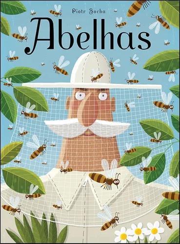 Livro: abelhas - piotr socha