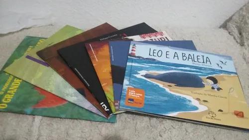 Livro coleção leia para uma criança 7 volumes- vários