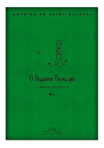 Livro o pequeno príncipe - antoine de saint exupéry