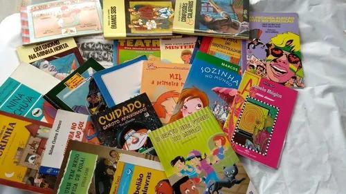 Livros infanto juvenis s