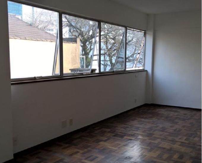 Mc324 sala comercial para locação 42,00 m² na 24 de