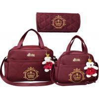 Marketplace] kit bolsas de beb maternidade bordo com