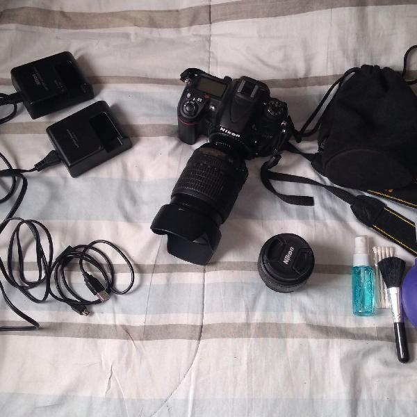 Nikon d 7000 com 17 k