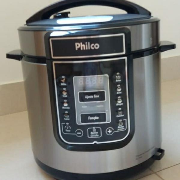 Panela de pressão digital philco
