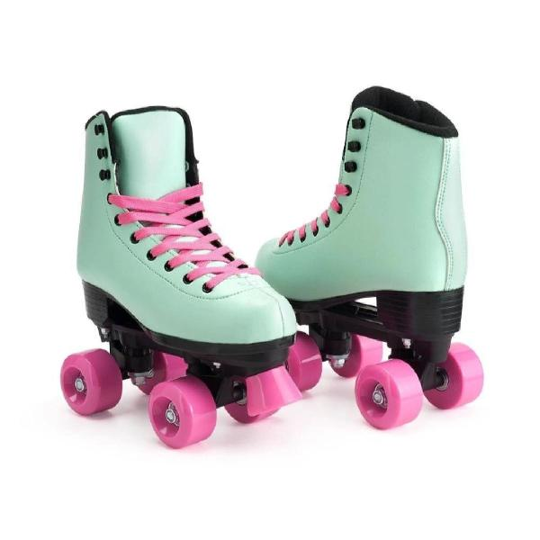 Patins fashion rollers my style tam. 36 com 4 rodas