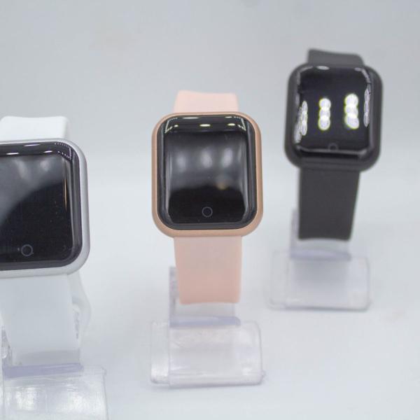 Relogio inteligente smartwatch d20 bluetoot