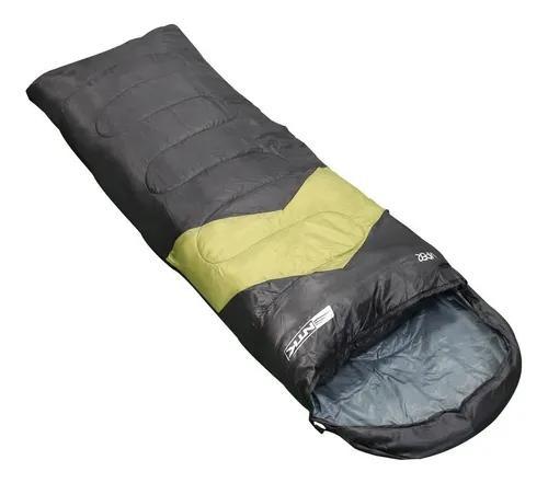 Saco de dormir viper 5 a 12 c tipo envelope nautika
