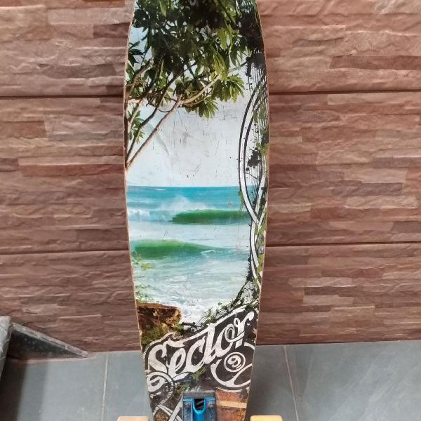Skate - long bord