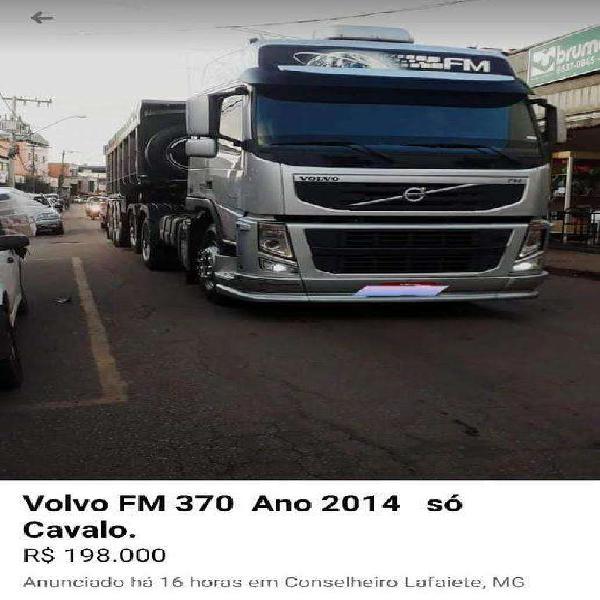 Volvo fm 370 6x2 2p (diesel) (e5)