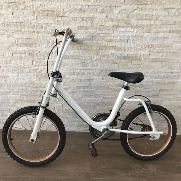 Bicicleta infantil caloi aro 15