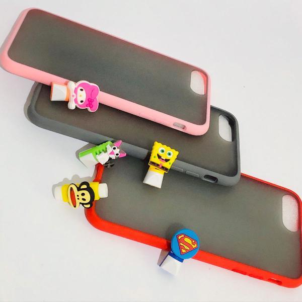 Capinha bumper iphone 7/8plus