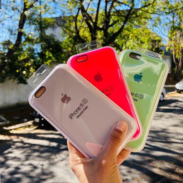Capinha iphone 6s