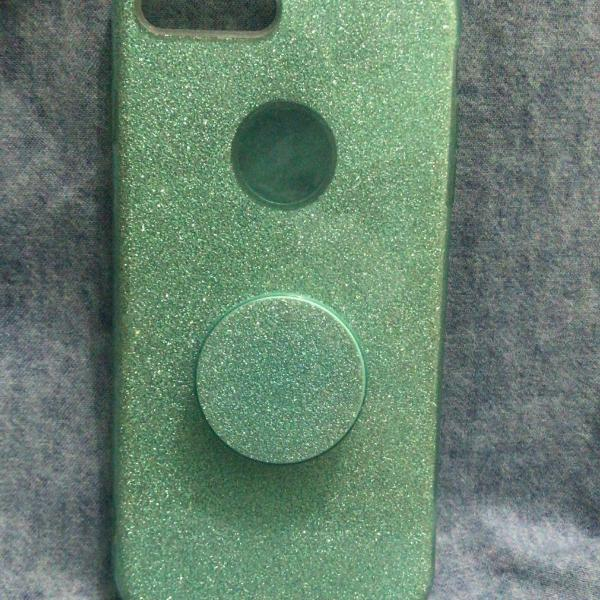 Case brilhante iphone 7/8 plus